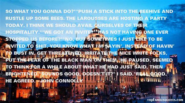 John Connolly Quotes