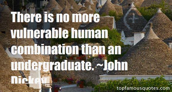 John Dickey Quotes