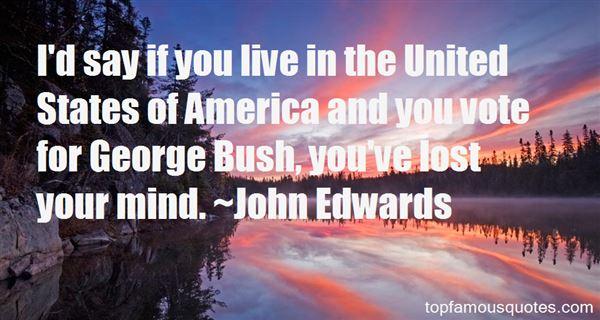 John Edwards Quotes