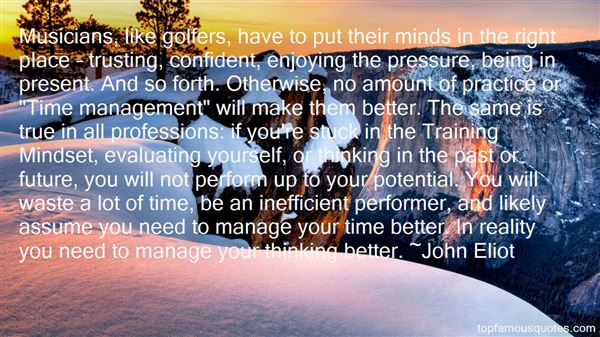 John Eliot Quotes