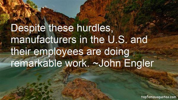 John Engler Quotes