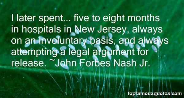 John Forbes Nash Jr. Quotes