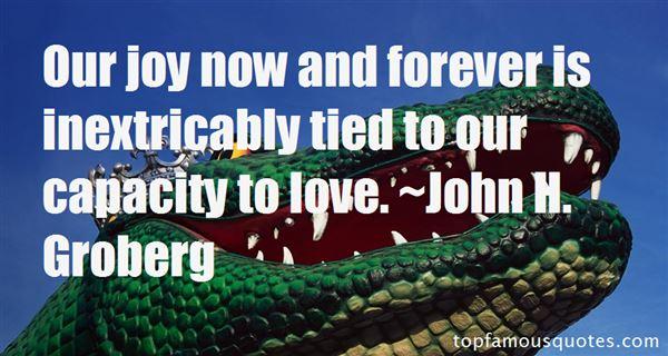 John H. Groberg Quotes