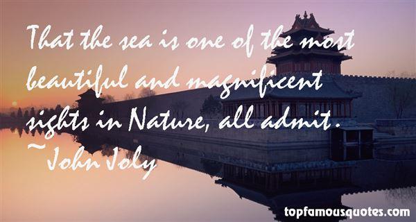 John Joly Quotes