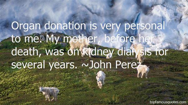 John Perez Quotes