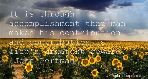 John Portman Quotes