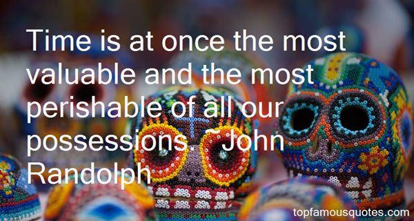 John Randolph Quotes