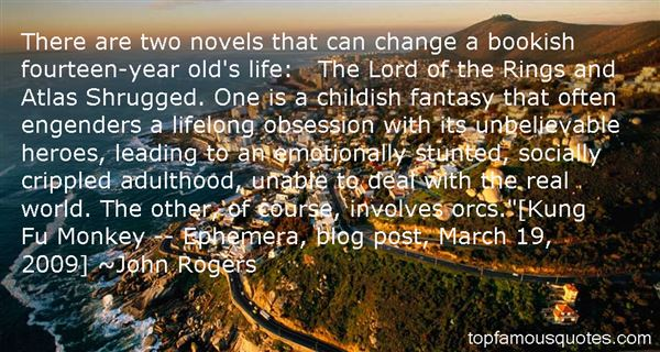 John Rogers Quotes