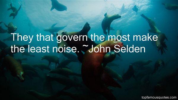 John Selden Quotes