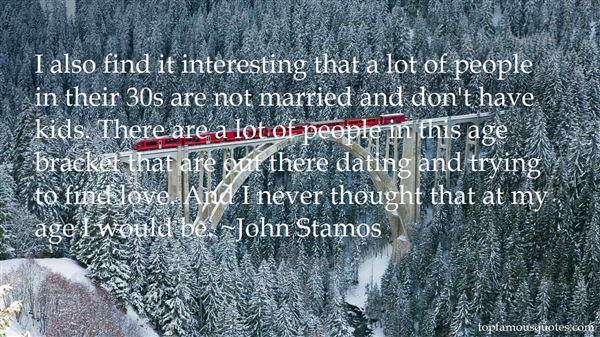 John Stamos Quotes