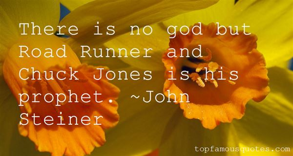 John Steiner Quotes