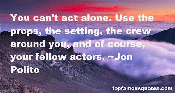 Jon Polito Quotes
