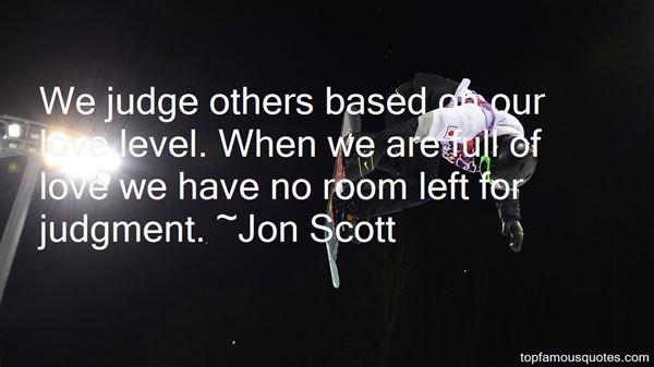 Jon Scott Quotes
