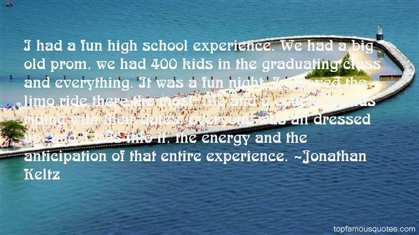 Jonathan Keltz Quotes