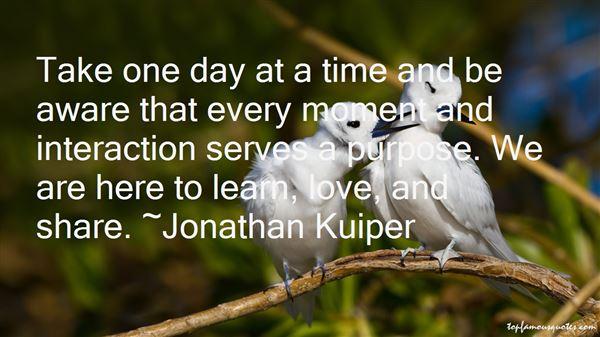 Jonathan Kuiper Quotes