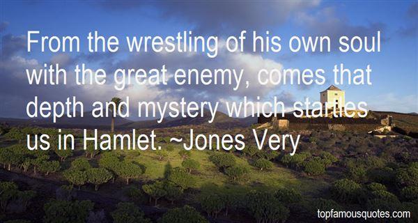 Jones Very Quotes