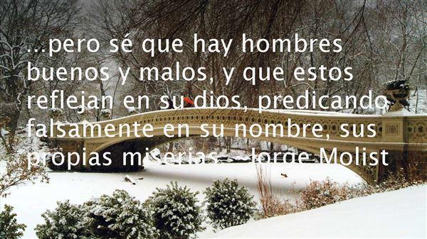 Jorge Molist Quotes
