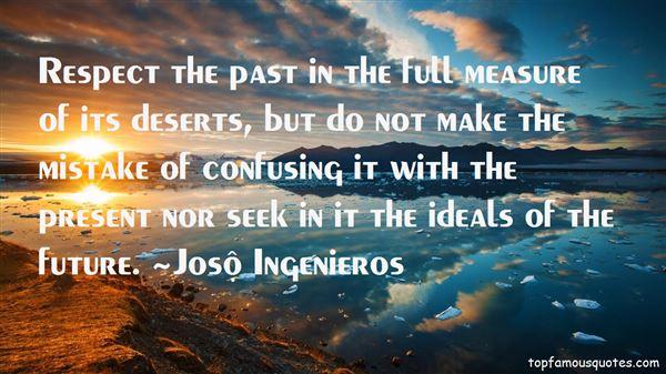 José Ingenieros Quotes