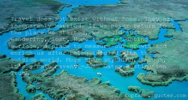 Josh Gates Destination Truth Quotes
