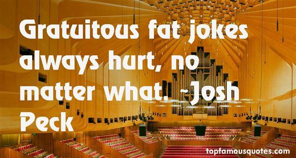 Josh Peck Quotes