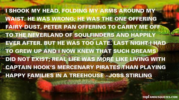 Joss Stirling Quotes
