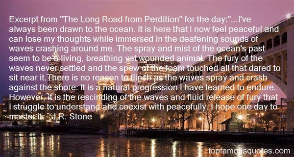J.R. Stone Quotes
