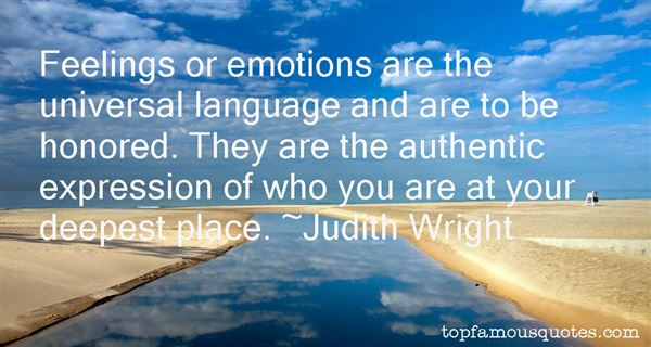 Judith Wright Quotes
