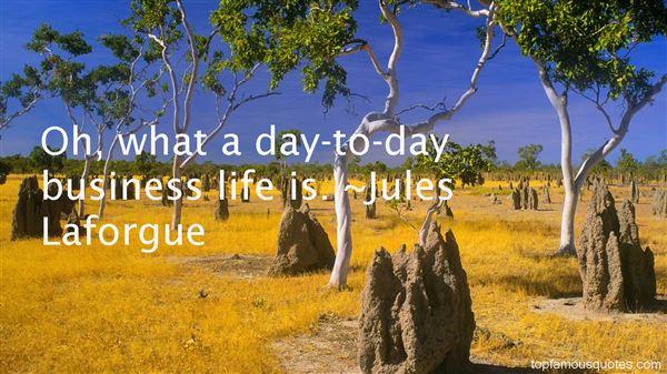 Jules Laforgue Quotes