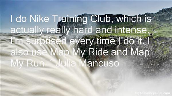 Julia Mancuso Quotes