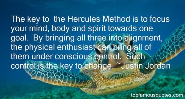 Justin Jordan Quotes