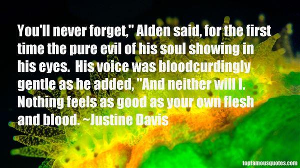 Justine Davis Quotes