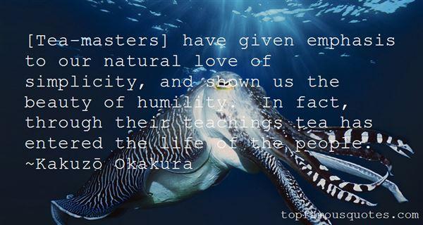 Kakuzō Okakura Quotes
