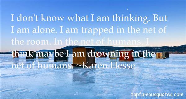 Karen Hesse Quotes