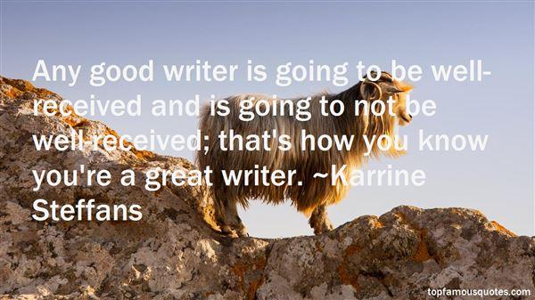 Karrine Steffans Quotes
