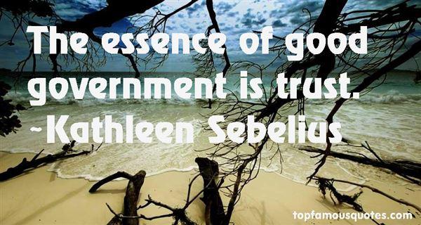 Kathleen Sebelius Quotes