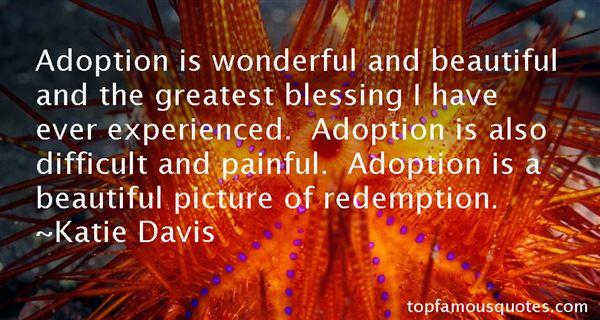 Katie Davis Quotes