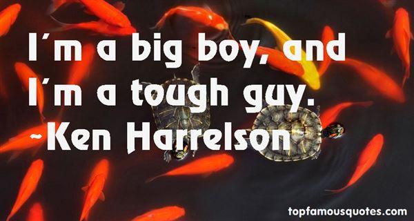 Ken Harrelson Quotes