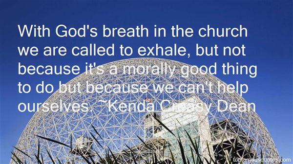 Kenda Creasy Dean Quotes