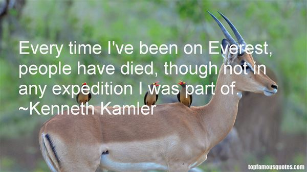 Kenneth Kamler Quotes