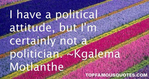 Kgalema Motlanthe Quotes