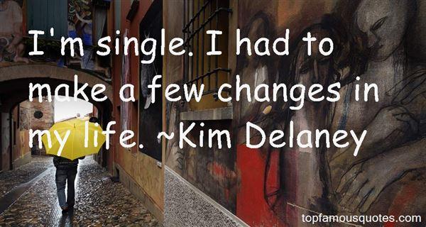 Kim Delaney Quotes