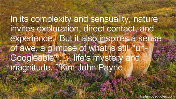 Kim John Payne Quotes