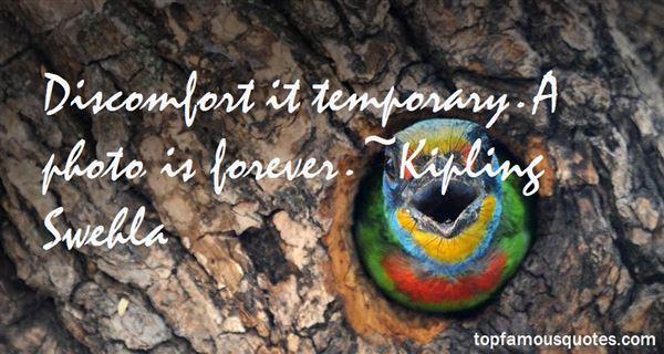 Kipling Swehla Quotes