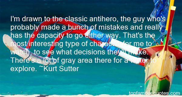 Kurt Sutter Quotes