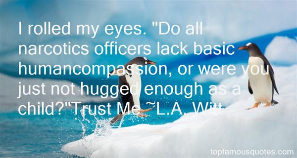 L.A. Witt Quotes