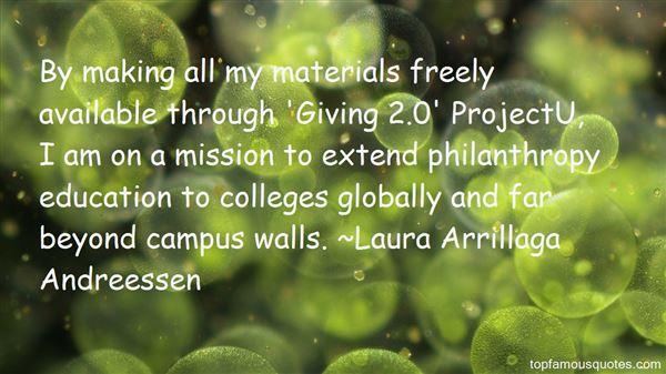 Laura Arrillaga Andreessen Quotes