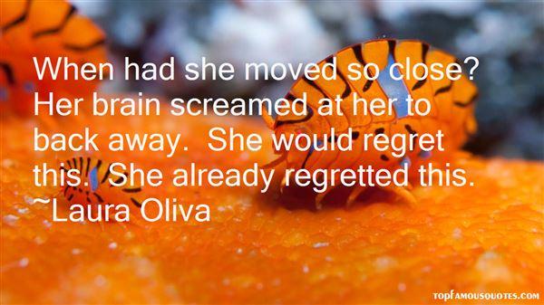 Laura Oliva Quotes