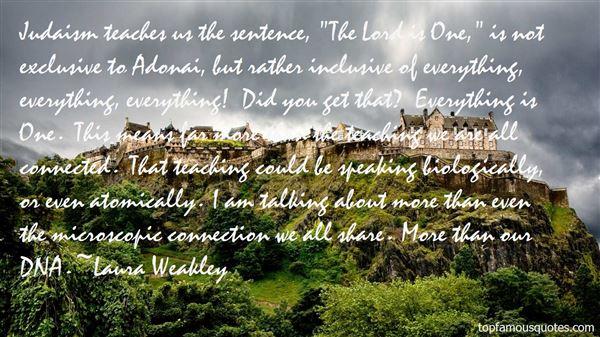 Laura Weakley Quotes