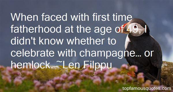 Len Filppu Quotes