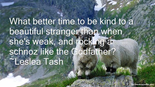 Leslea Tash Quotes